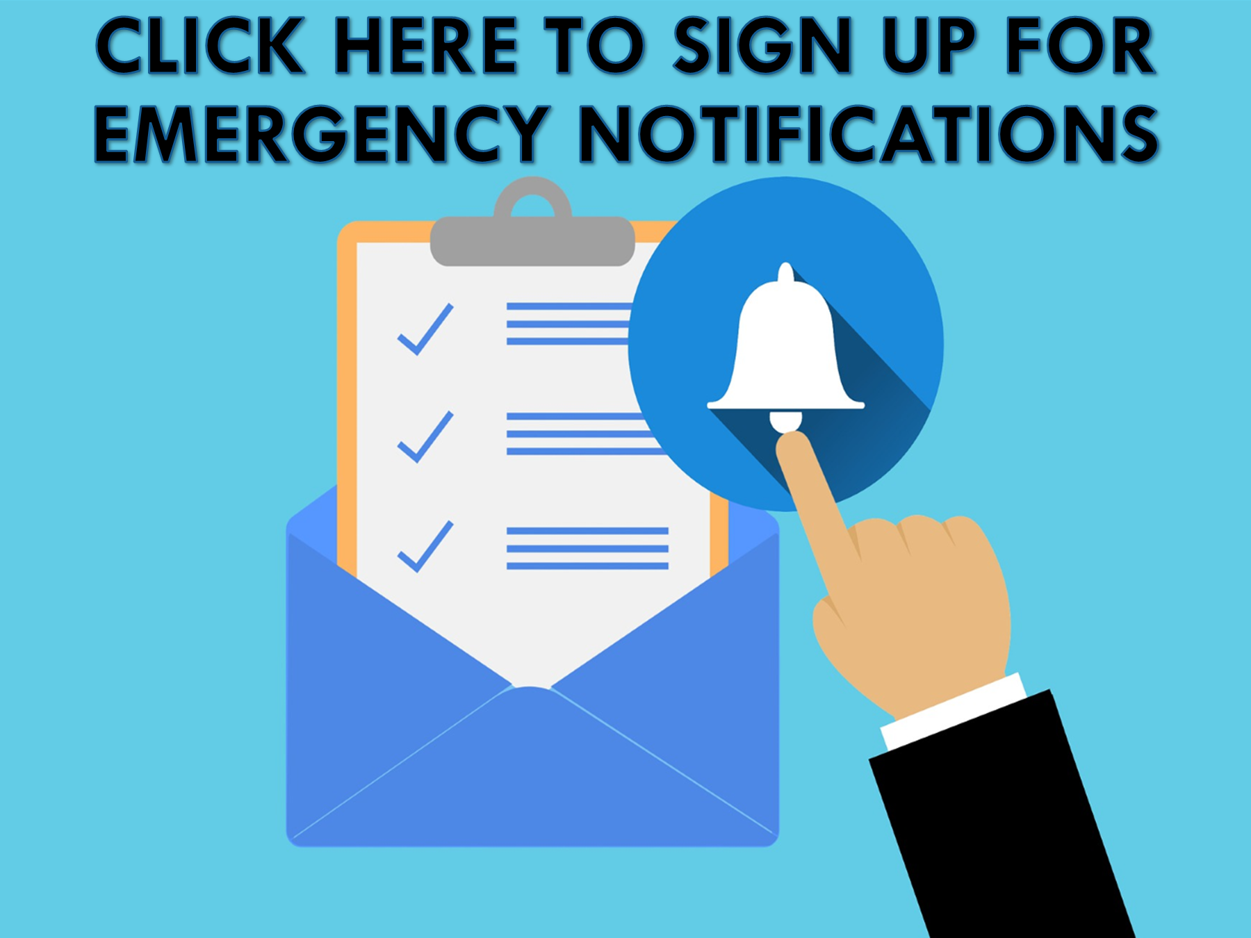 Emergency Notifications Opens in new window
