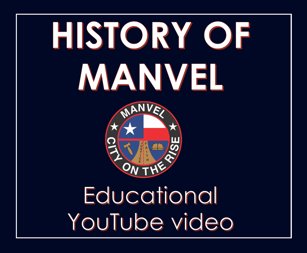 history of manvel